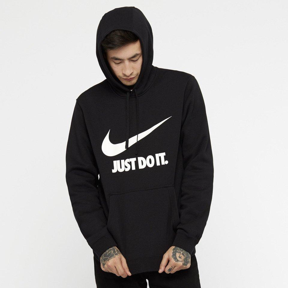 Bluza męska Nike M Hoodie PO JDI czarna | sklep internetowy