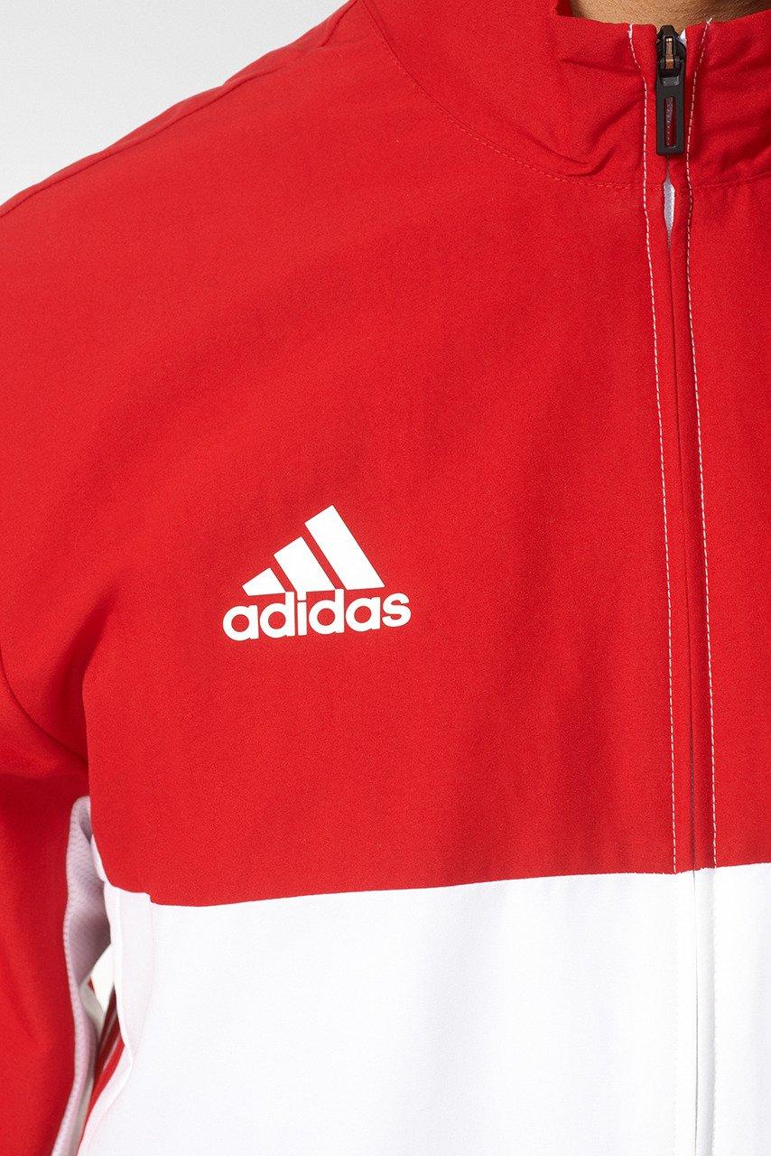 Bluza adidas T16 HOODY Y AJ5399