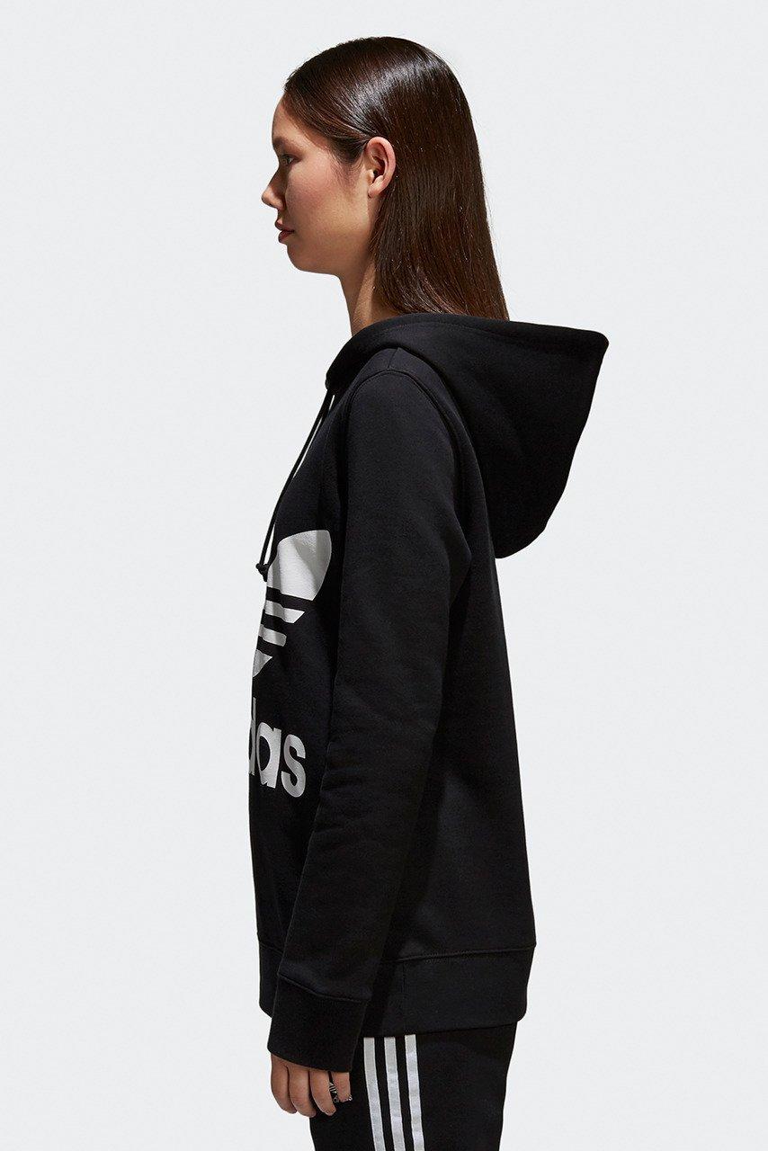 bluza adidas trefoil hood