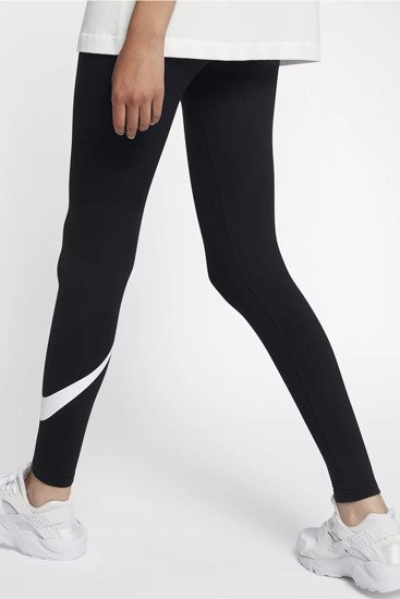 Legginsy NIKE W NSW CLUB LOGO2 815997-010
