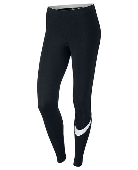 Legginsy NIKE W NSW LOGO CLUB 830337-010