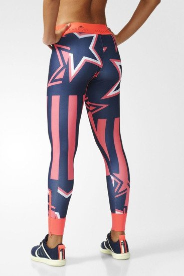 Legginsy adidas PRINT TIGHT AP6180