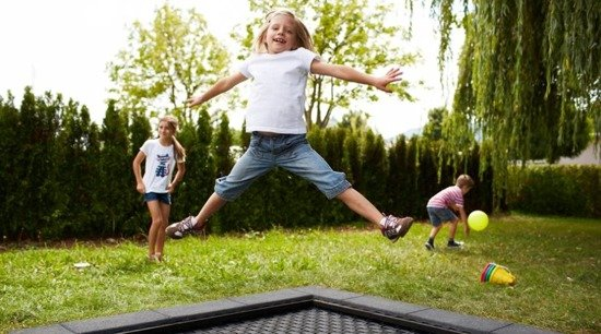 Trampolina Kids Tramp Playground XL (97500)